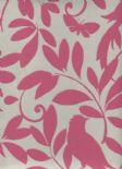 Waverly Cottage Wallpaper Birdsong 325910 By Rasch Textil For Brian Yates